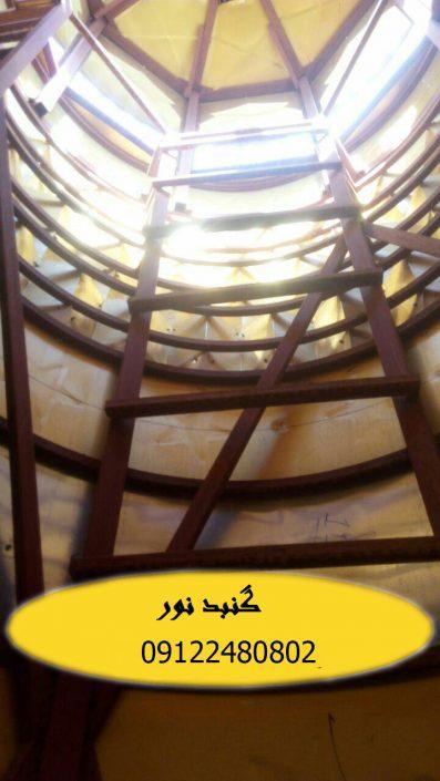 طراحی گلدسته مسجد